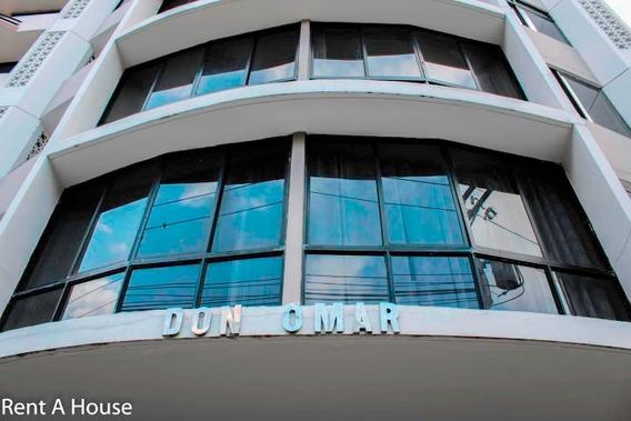 Bello Apartamento Alquiler En Don Omar San Francisco Panama