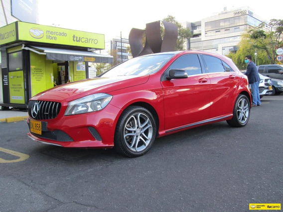 Mercedes-benz Clase A 200 At 1600 T