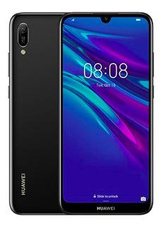 Huawei Y6 2019 32gb 3gb Ram Libre De Fabrica Sellado - Negro