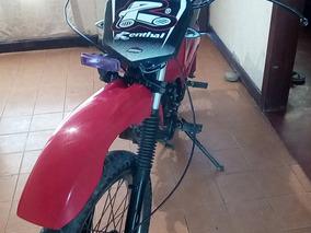 Honda Xl125 Color Rojo