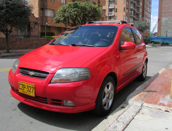 Chevrolet Aveo Limited 2008 1.6 Coupe