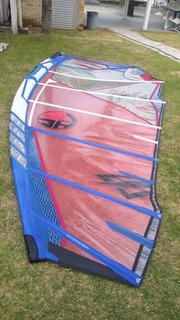 Vela Windsurf Naish 5.8