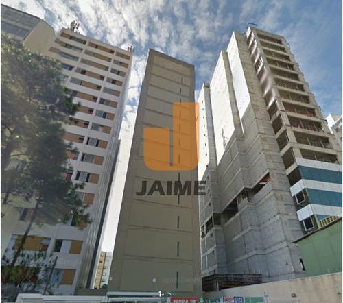 Prédio Para Locação No Bairro Consolação Em São Paulo - Cod: Ja7757 - Ja7757