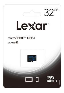 Tarjeta De Memoria Lexar 32gb Microsdhc 633x High-performan