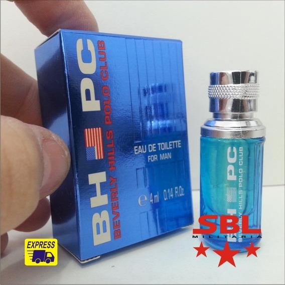 Miniatura Perfume Importado Polo Club Beverly Hills 4ml + Br