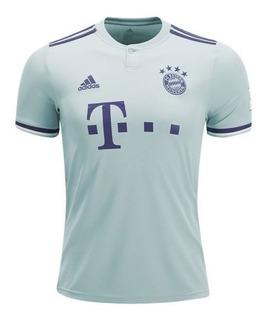Jersey Original adidas Bayern Munich Visita 2018-2019
