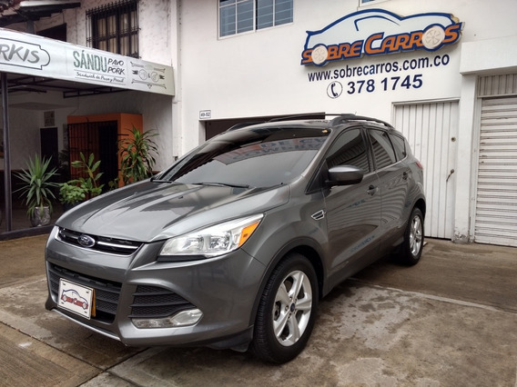 Ford Escape 2014 4x4 Automatica