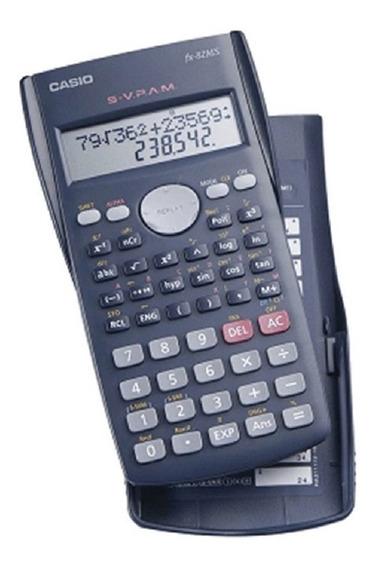 Calculadora Casio Científica Fx-82ms 240 Funciones Original