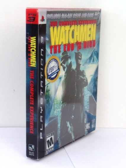 The Complete Experience Watchmen The End 1s Night Original