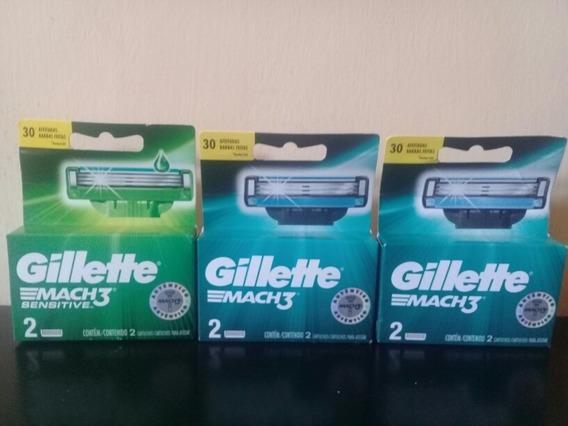 Repuestos Afeitadoras Gillette Mach3