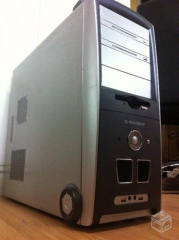 Computador Amd 2gb 320 Hd Otimo Estado.