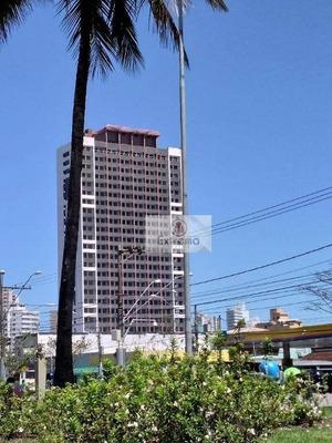 Sala Comercial À Venda, Boqueirão, Praia Grande. - Sa0001