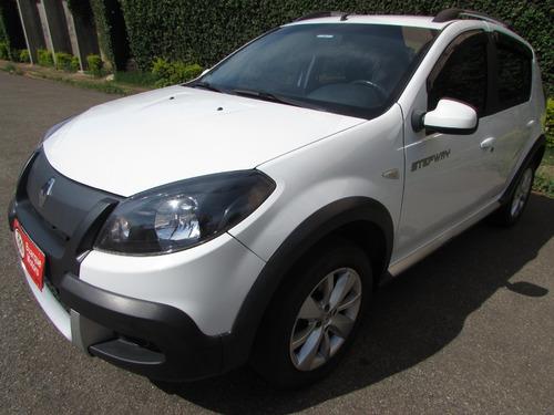 Renault Sandero 1.6 Stepway 16v Flex 4p Aut.