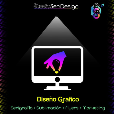Servicio De Diseño Grafico, Impresiones, Planchado,estampado