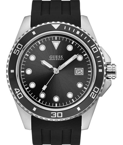 Relógio Guess Masculino Esportivo - 92675g0gsnu2