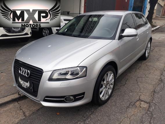Audi A3 Sport Back 4 Pneus Novos Baixa Km Impecável