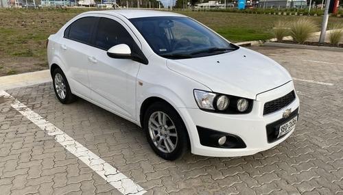 Chevrolet Sonic Lt 1.6 2012