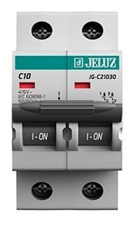Llaves Termicas Jeluz Interruptor Bipolar 10/16/20/25/32