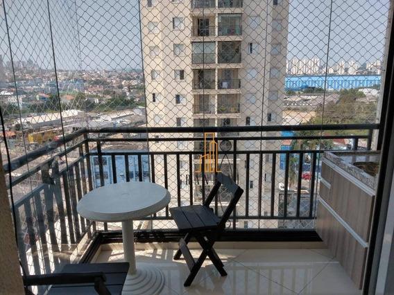 Apartamento Com 2 Dormitórios À Venda, 58 M² Por R$ 344.500 - Rudge Ramos - São Bernardo Do Campo/sp - Ap1576