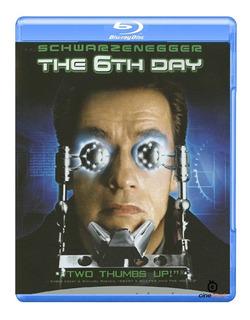 El Sexto Dia Arnold Schwarzenegger Pelicula Bluray
