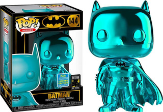 Figura Funko Pop Heroes Batman 80th - Batman 144 Original.