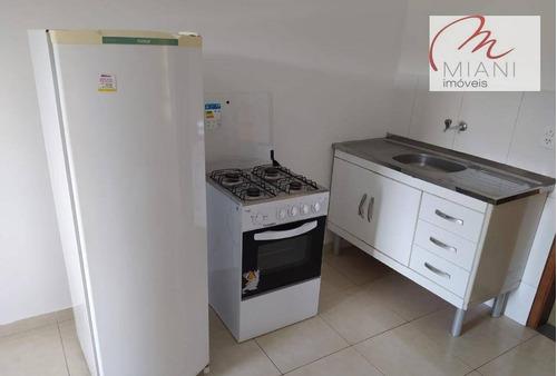 Kitnet Com 1 Dormitório Para Alugar, 20 M² Por R$ 1.200,00/mês - Butantã - São Paulo/sp - Kn0249