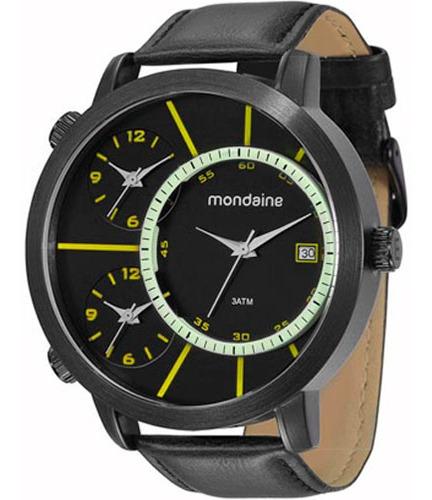 Relógio Analógico Masculino Mondaine 76423gpmvph2