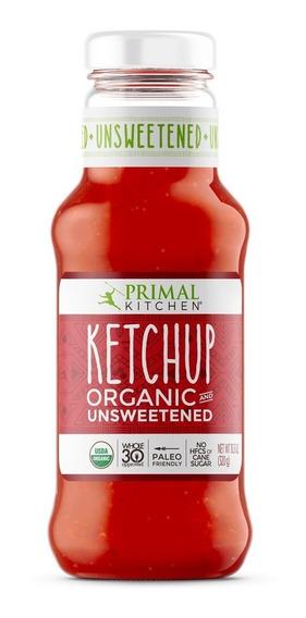 Primal Kitchen Ketchup Catsup Organics Sin Endulzar 320g Se