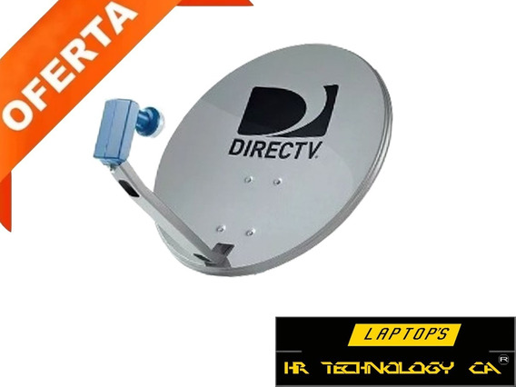 Antenas Directv Hd Con Lnb Incluido (nuevo) Tienda Fisica