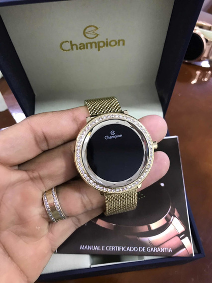 Relógio Champion Digital Cravejado! Lançamento