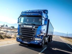 Scania Rh 620 La 4x2 Llevalo Por $498.900 Y Saldo En Cuotas