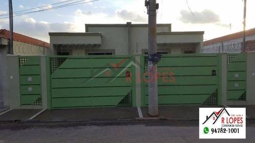 Imagem 1 de 22 de Casa Térrea Para Venda No Bairro Parque Savoy City, 3 Dorm, 1 Suíte, 5 Vagas, 165,00 M - 1478