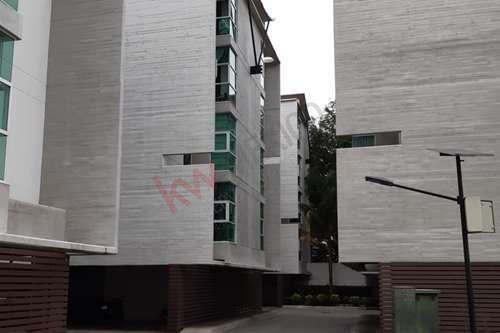 Bonito Departamento 80 M2 Condominio Fortin Del Bosque, Tlalpan Mc/a