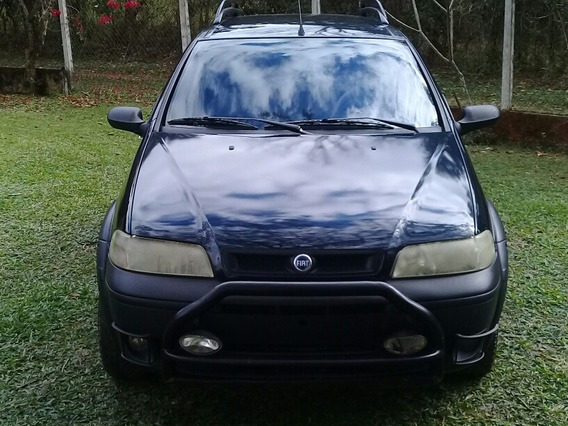 Fiat Palio Weekend 1.6 16v Stile 5p 2003