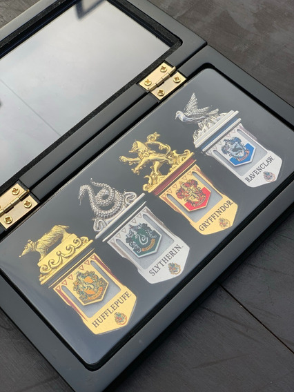 Harry Potter - Marcadores De Livros Premium