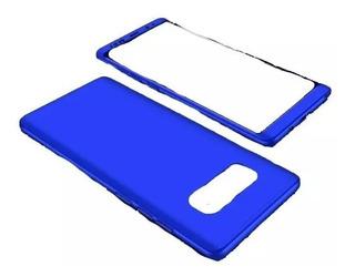 Capa Case Samsung Galaxy S8 360 Frente Verso Acrílico