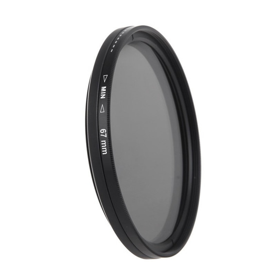 Filtro Nd 2-400 Variável 67mm Fujifilm Sigma Yongnuo Rokinon