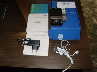 Nokia E5,desbloq,3g,anatel,wifi,symbian9.3,rádio Fm