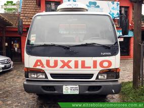 Chevrolet Npr Chasis Largo C/plancha Hidraulica 2000 Auxilio