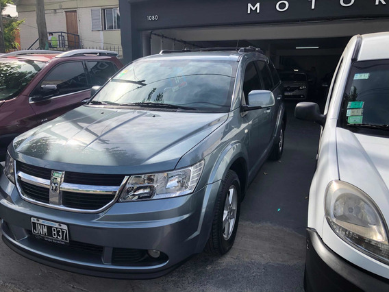 Dodge Journey 2.4 Sxt Atx (2 Filas) 2011 Davanzo Motors