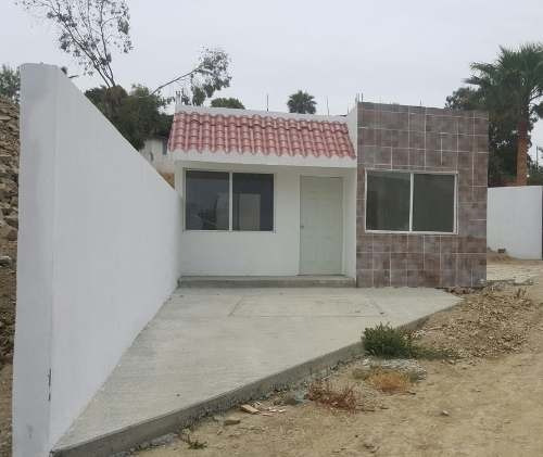 Se Vende Casa Completamente Nueva En Primo Tapia Rosarito B.c.