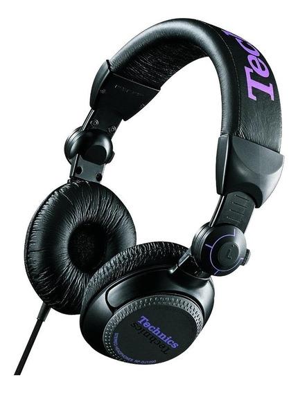 Fone de ouvido Technics RP-DJ1200 preto