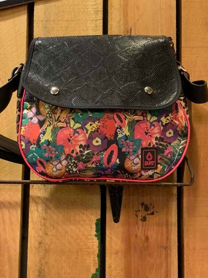 Bolso Puro Morral Smile 100% Original