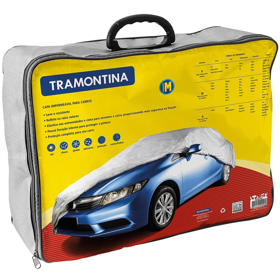 Capa Protetora Para Carros Impermeável 43780002 Tramontina