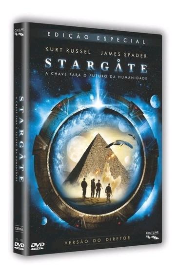 Stargate - A Chave Para O Futuro Da Humanidade - Dvd