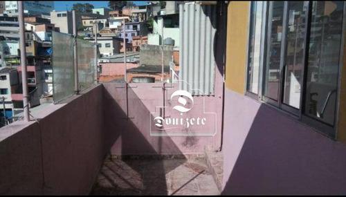 Casa À Venda, 150 M² Por R$ 309.000,00 - Vila Suíça - Santo André/sp - Ca0890
