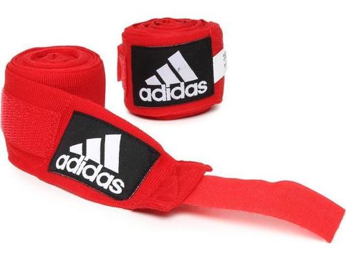 Bandagem Elástica adidas 2,55 Metros - Vermelha