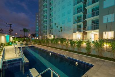 Apartamento Com 3 Dorms (1 Suite), Varanda E Muito Lazer