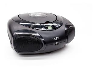 Radiograbadora Misik Mg968 Con Bluetooth Cd/mp3/usb