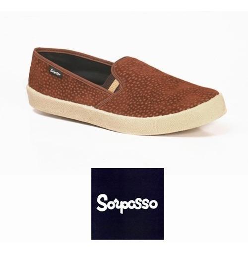 Zapatilla Sorpasso Original 39 Al 45 Local Microcentro